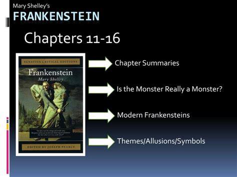 themes of identity in frankenstein ppt frankenstein powerpoint presentation id 2709562