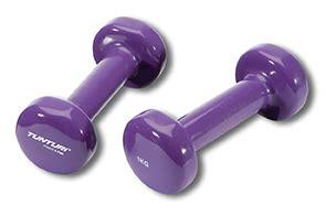 Dumbell Per Kg tunturi dumbells 1 kg fitness en budo shop