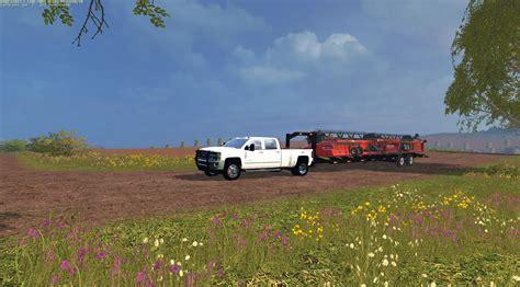 maurer gooseneck header trailer v1 0 farming simulator