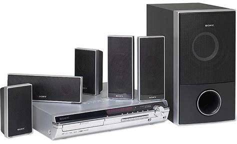 Sony Introduces Dav Dz Bravia Home Theatre Systems by Sony Dav Hdx265 5 Disc Bravia 174 Dvd Home Theater System