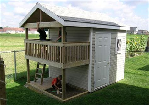 playhouse storage shed outdoor playhouse plans home