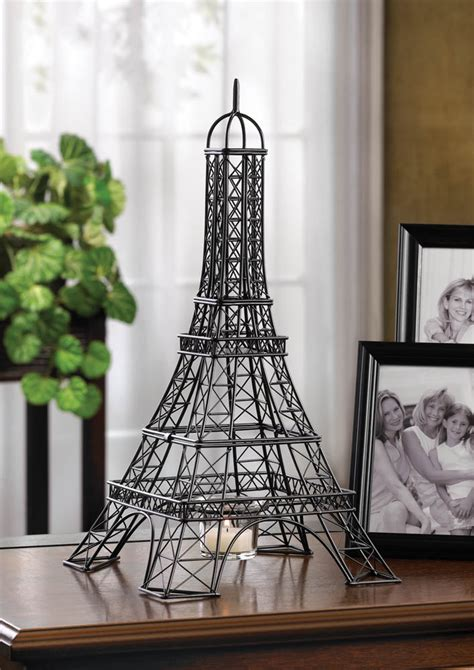 eiffel tower candle holder wholesale at koehler home decor