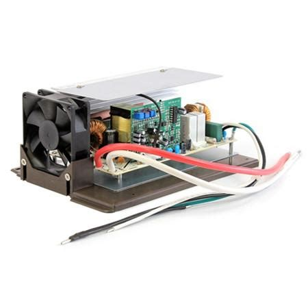 Progressive Dynamics Inteli Power 4655 Mba by Rv Power Converter United Rv