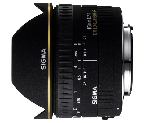 Sigma Fisheye sigma 15mm f 2 8 ex dg diagonal fisheye specifications
