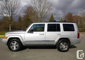 Jeep Commander 2010 For Sale 2010 Jeep Commander Sport 4x4 Hare Motors For Sale In