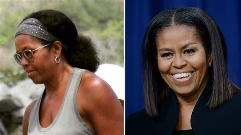 k michelle natural hairstyle michelle obama rocks her natural hair and twitter can t