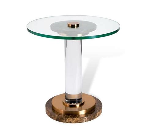 terrace side table glass antique brass hollywood regency brass and glass cube side tables