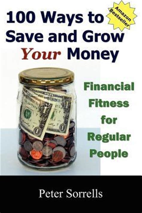 five ways want to bloom books 100 ways to save and grow your money financial fitness