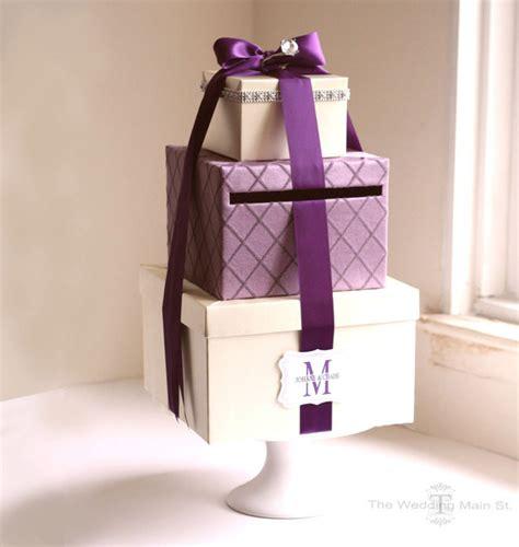 how to make a wedding cake card box real weddings and wedding inspiration ideas wedding card box money holder 100 layer cake
