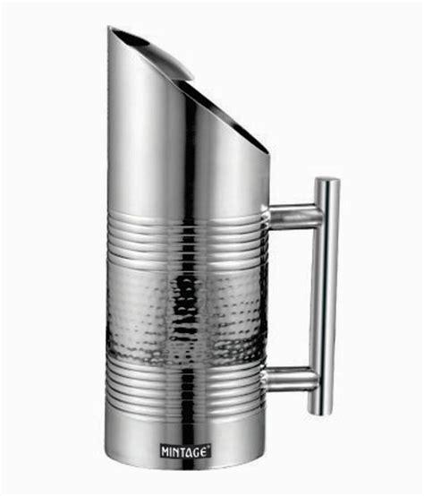 cutlery shoppe mobile mintage water pot 10000 ml stainless steel milk container