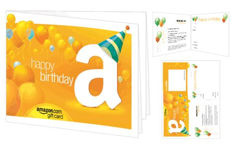 Print Out Amazon Gift Card - amazon printable gift card my blog