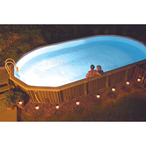smartpool nitelighter ultra aboveground pool light nl50