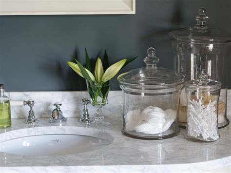 glass bathroom containers bathroom glass jars with lids home design ideas