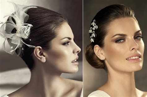 Wedding Hair Accessories Pronovias by Hairstyles On Onewed