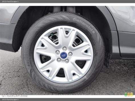 2014 ford escape tire size ford escape custom wheels oem ford escape s 17x7 5 et 40