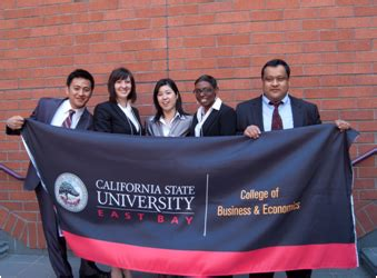 Csueb Mba Cost by Mba Students Take Second In Icbsc Competition Inside