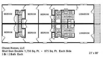 shotgun house floor plans