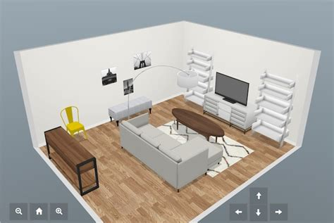 create a virtual room furnishup virtual decorating online gets fun cool mom tech