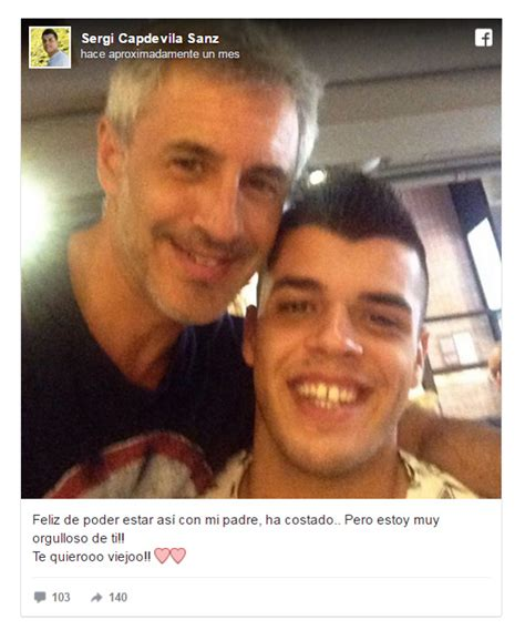 madre con hijo en hotel xxxxxx sergio dalma se reconcilia con su hijo foto 3