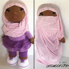 hijab doll pattern african muslim doll with hijab quot safiyah quot by