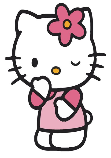 Imagenes De Hello Kitty Graciosas | hello kitty imagenes y dibujos para imprimir hello kitty