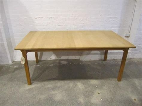 Dining Table Height Cm Kurt Ostervig Soaped Oak Dining Table Height 72 Cm Length 96 Scandinavian Named