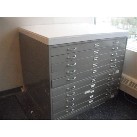 map drawer cabinet map cabinet flat file 10 drawer 2 pc base top allsold