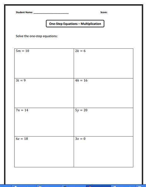 6th Grade Equations Worksheets by 6th Grade Algebraic Expressions Worksheets Cfxq