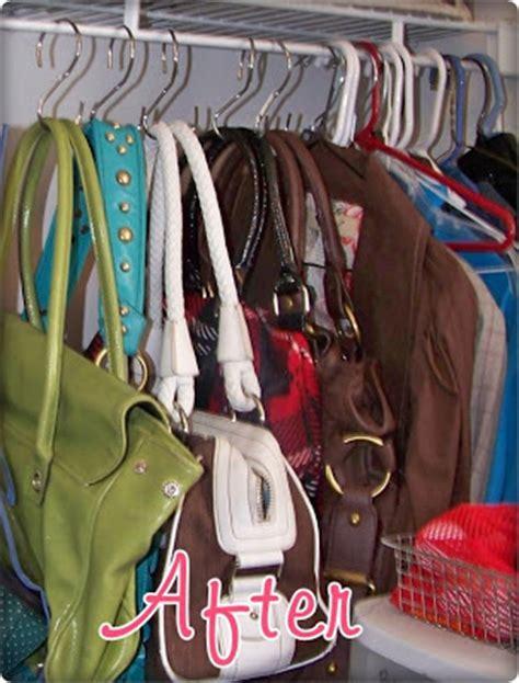 Purse Hanger Closet by Now What Baby Closet Purse Hanger
