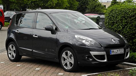 2011 Renault Scenic 2011 Renault Scenic Iii Pictures Information And Specs