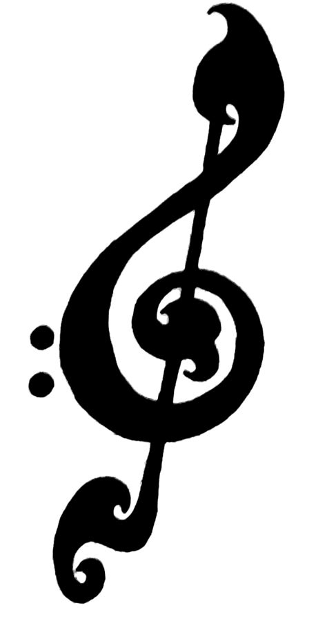 treble and bass clef tattoo treble clef tattoos designs ideas and meaning tattoos