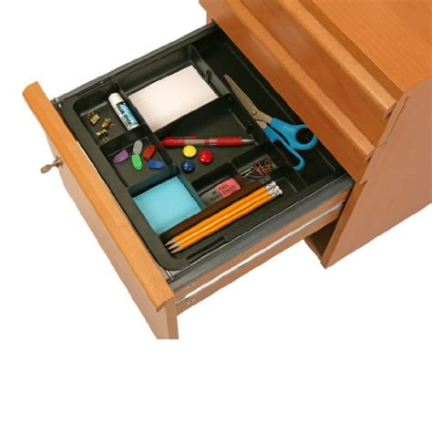 officemate oic recycled expandable drawer tray 10 3 8