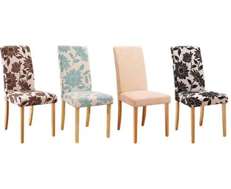 Covered Dining Room Chairs Fabric Covered Dining Room Chairs Decor Ideasdecor Ideas