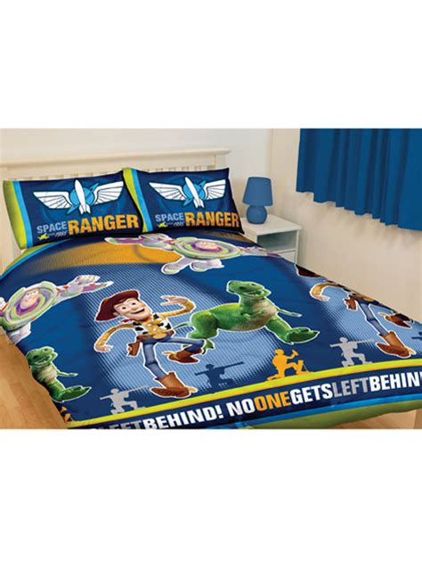 Buzz Lightyear Duvet Cover Buzz Lightyear Toy Story Toy Story Double Duvet Cover And