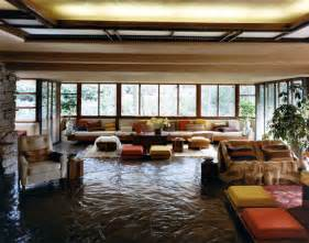 Falling Water Interior by Gallery For Gt Wright Falling Water Interior