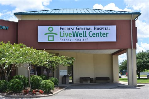 Detox Clinic Of Hattiesburg by Livewell Center Forrest Health