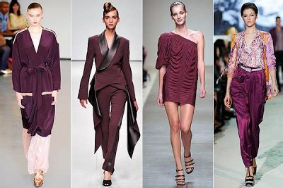 follow this week s fashion trends with human hair fashion binge fashion week color palette