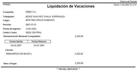 liquidacion de beneficios sociales foro contable sistema de planillas sba f 225 cil de usar configurable