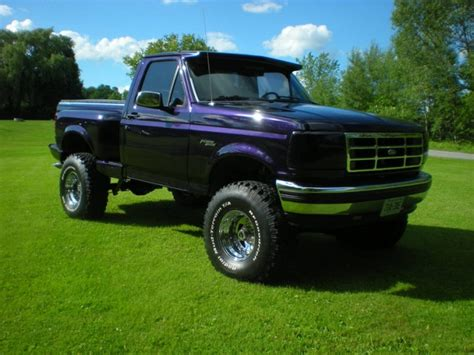 1993 ford truck 1993 ford f 150 flareside xlt truck for sale in