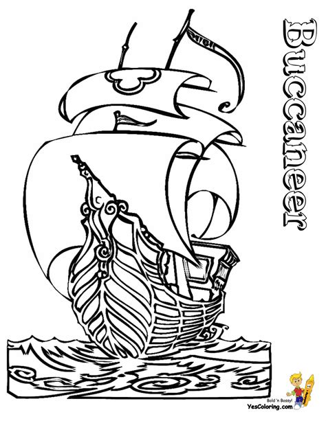 how to draw a boat hard high seas pirate ship coloring pages pirate ship free