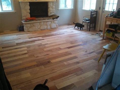 diy project pallet wood floor page 3 home design