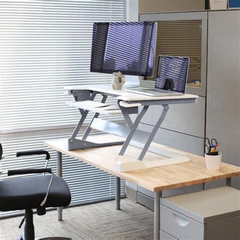 how to use a standing desk the best way to use a standing desk fitneff canada