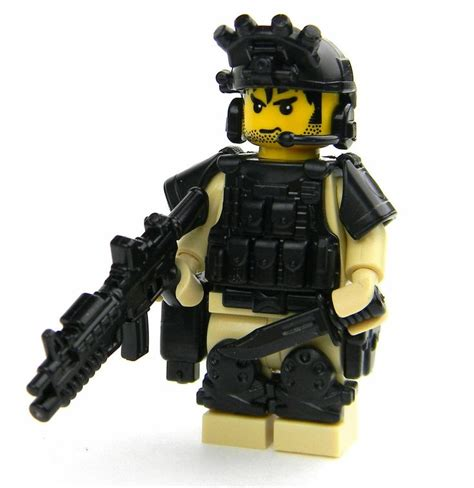 Sale Slingbag Printing Exo Set custom lego r army special forces minifigure made with