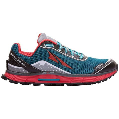 altra womens running shoes altra lone peak 2 5 trail running shoe s ebay