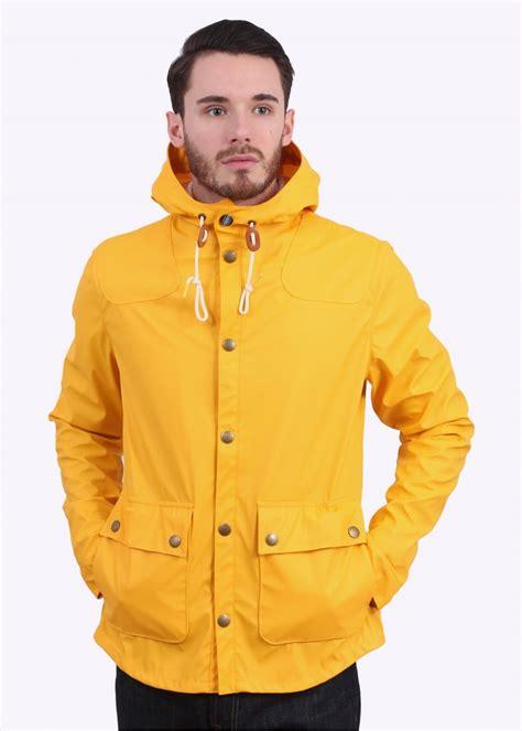 Jaket Yellow barbour reelin jacket yellow