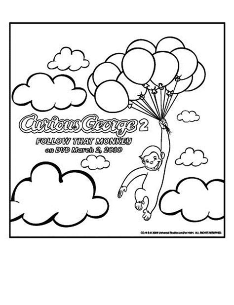 curious george coloring pages games curious george coloring page woo jr kids activities