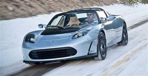 2012 Tesla Roadster 2012 Tesla Roadster Updated For Europe Asia And Australia