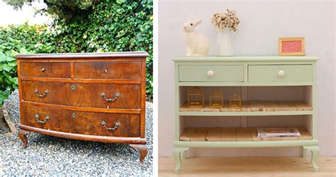 muebles restaurados chalk paint antes y despu 233 s muebles restaurados chalk paint diy