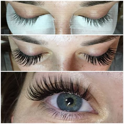 Eyelash Extension beautiful eyelash extensions before and after makeup