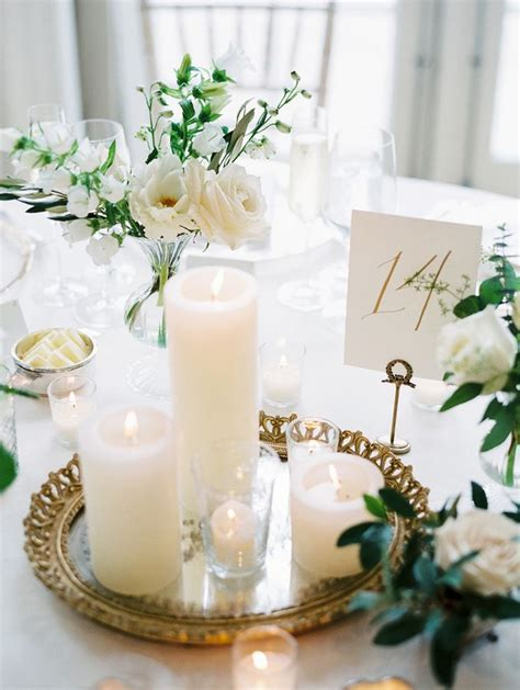 easy wedding centerpieces non flowers 25 great ideas about centerpieces on wedding centerpieces simple